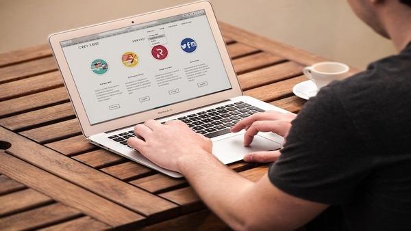 Large website
