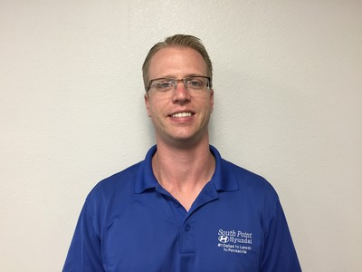 Patrick Reeb, South Point Hyundai sales agent