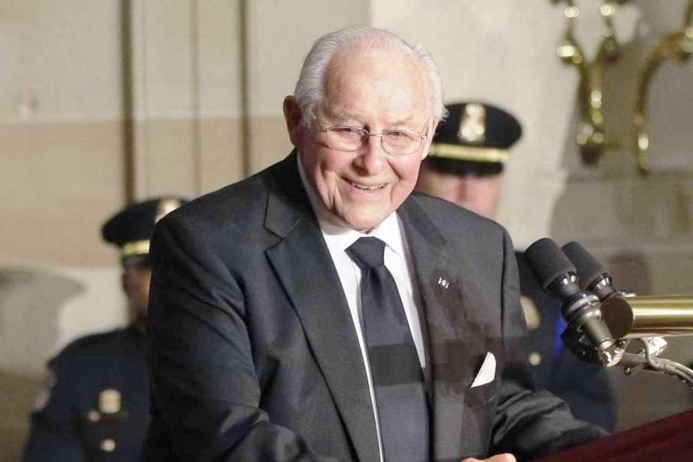 U.S. Rep. Bob Michel