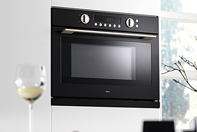 Kitchen appliances are now available in many options such as black stainless steel.
