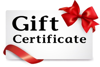 Medium giftcert