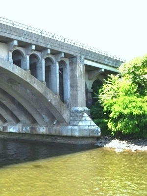 Montgomery County continues to revitalize infrastructure with bridge repair.