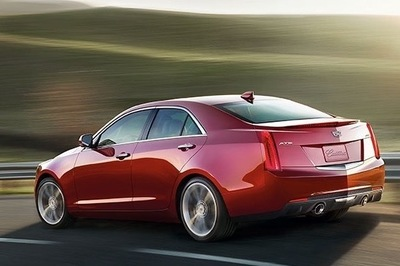 The 2016 Cadillac ATS is a strong and well-defined car.