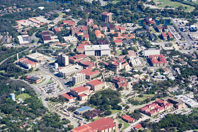 The expansion of Texas State University in San Marcos is a high priority for feeding Austin's job market in the future.