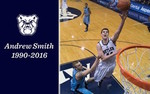 The Butler community established the Andrew Smith Scholarship Fund.
