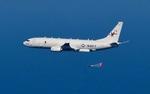 A U.S. Navy Poseidon jet