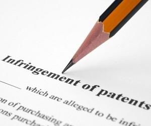Patentinfringement