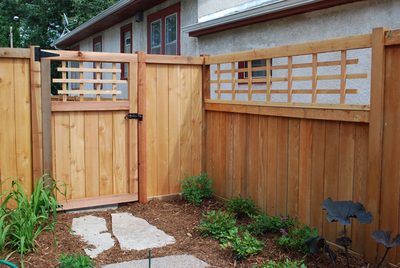 Cedar is the most popular wood for outdoor projects among contractors in Austin.