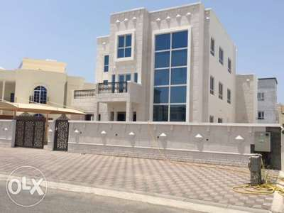 A seven bedroom villa is  now available in Azibha