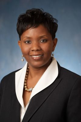 Councilwoman Katrina Brown, District 8