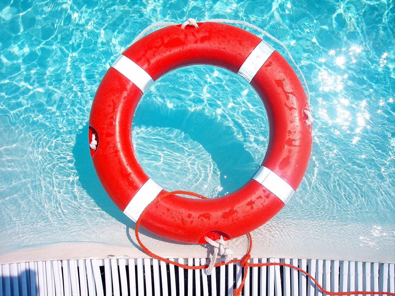 For safe and healthy swimmers, establish swimming rules, keep pools clean and have appropriate safety equipment on hand.