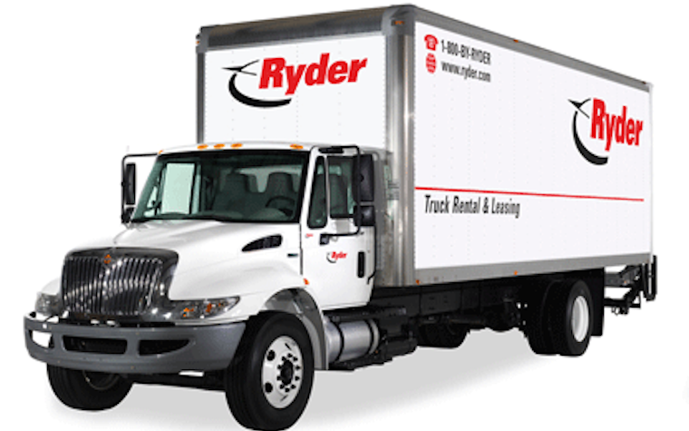 Ryder System, Inc. recently introduced a new technology tool to its customers.