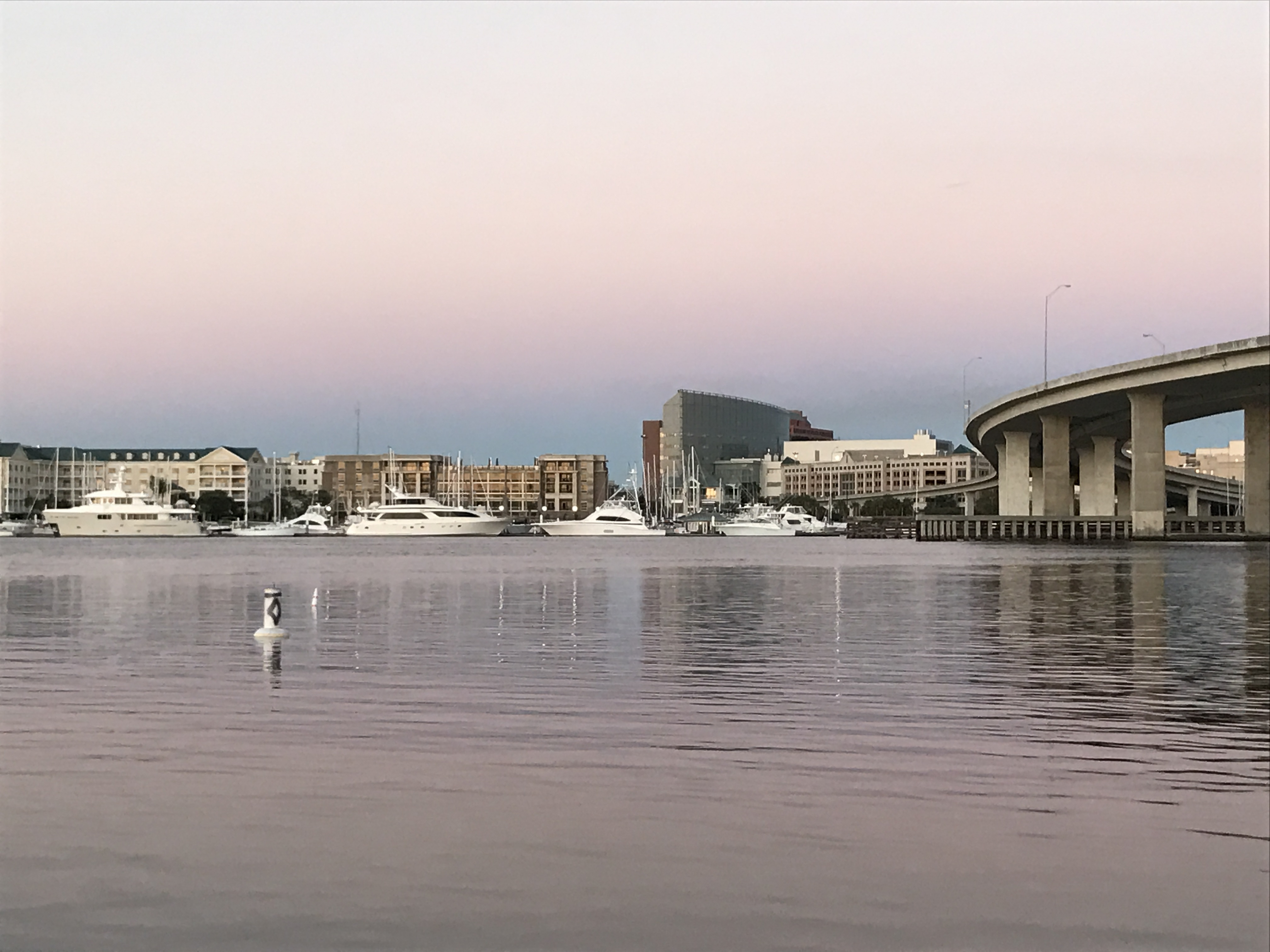 City of Charleston Skyline
