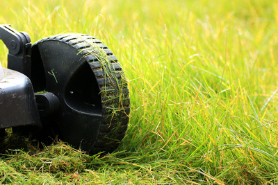 Giving grass room to breathe after mowing creates a healthier lawn.