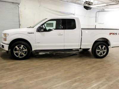 The 2015 Ford F150 XL