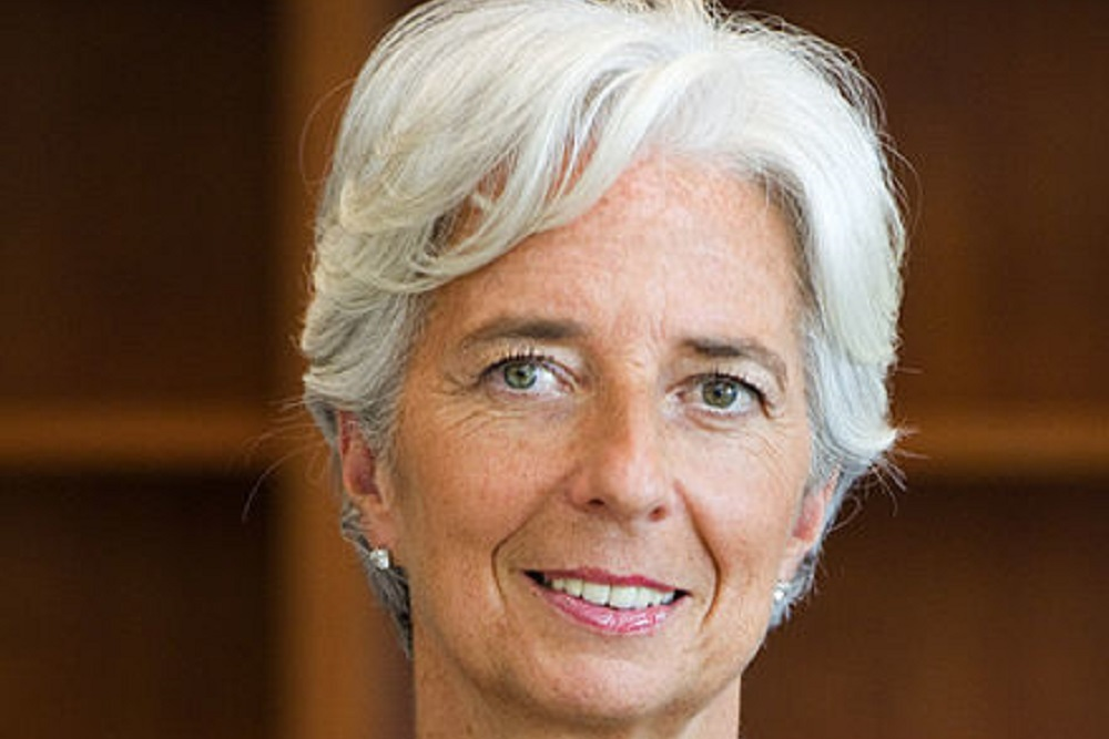 IMF Managing Director and Chair of the Executive Board Christine Lagarde applauded Greece's economic adjustment program.