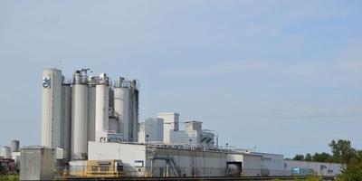 General Mills Factory