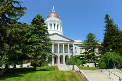 Maine's House and Senate are assessing companion bills to prohibit payers from assessing retroactive DIR fees on pharmacies.