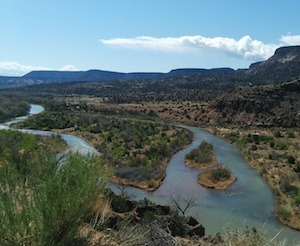 Chama River, New Mexico