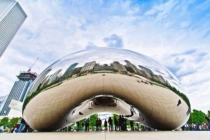 The committee will review an contract to provide beverage services at Millennium Park.