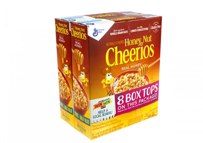 Large cheerios