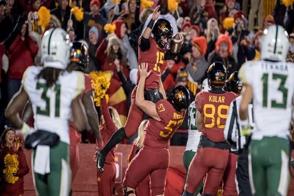 info for 994db 55b8c IOWA STATE UNIVERSITY: Cyclones To Face No. 12 Washington ...