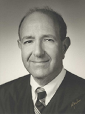California First District Court of Appeal Justice Ignazio J. Ruvolo