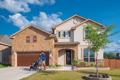 Caballo Ranch was one of the first communities M/I developed when they expanded into Austin in 2013.