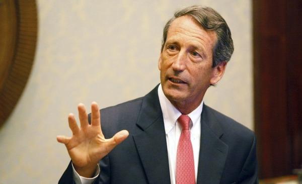 U.S. Rep. Mark Sanford (R-SC)