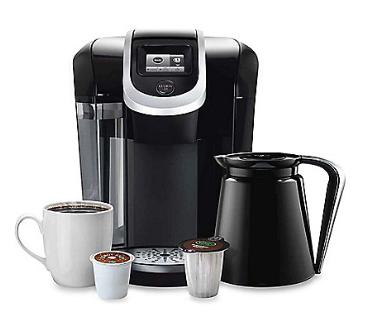 Keurig 2.0 K350 Coffee Brewing System: $129.99