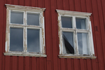The windows in older homes may become