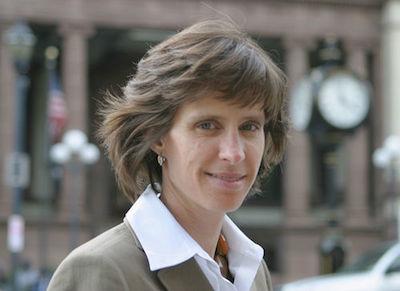 Hoboken Mayor Dawn Zimmer