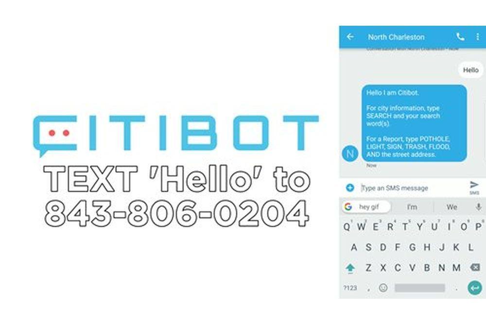 Citibot LLC is a Charleston-based tech startup.