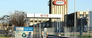 Casey responds to closing of Lehigh Valley's Kraft factory.