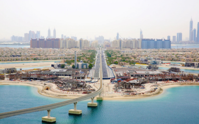 The Pointe at Palm Jumeirah