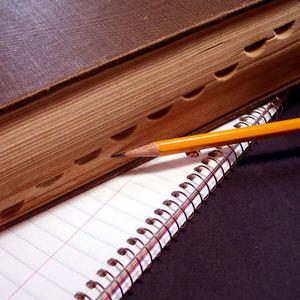 Medium pencilandnotebook