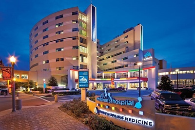 Johns Hopkins All Children's Hospital of St. Petersburg has received national recognition for its use of information technology.
