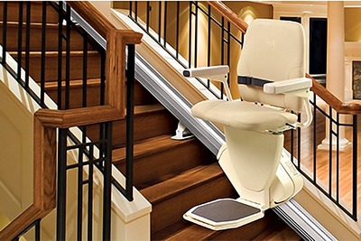 Stairlifts can make a home more accessible for the elderly and disabled.
