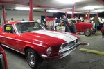 Top Notch is a popular hangout spot for many local classic and muscle car clubs.