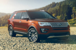The 2017 Ford Explorer