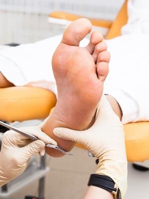 Toe surgery