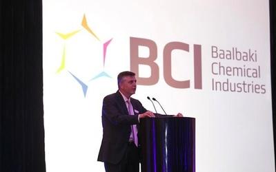 Hassane Baalbaki, chairman of BCI.