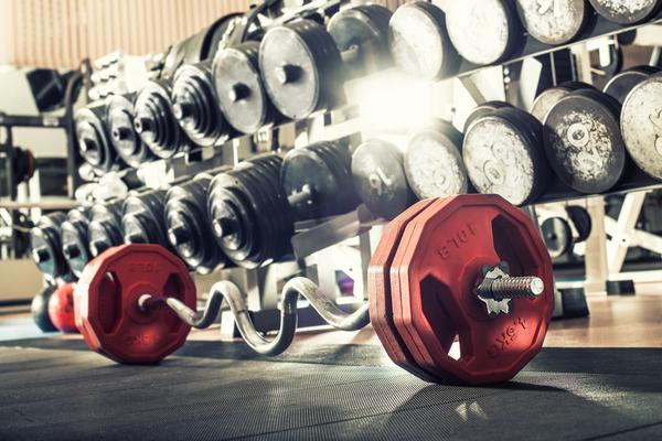 Large gym 891