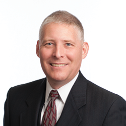Newly appointed VP of ENSCO's National Security Solutions Division, Karl Nell