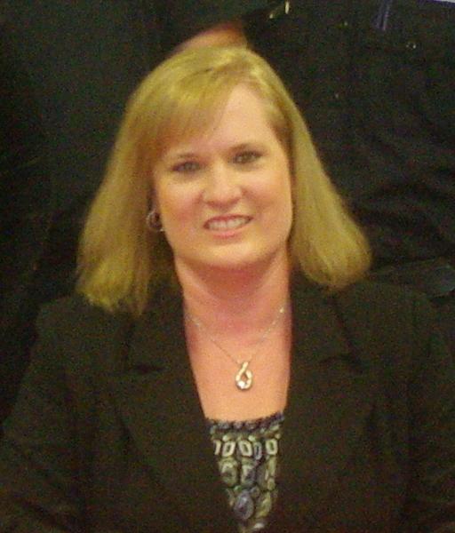 Monroe County EMS Director Carla Heise