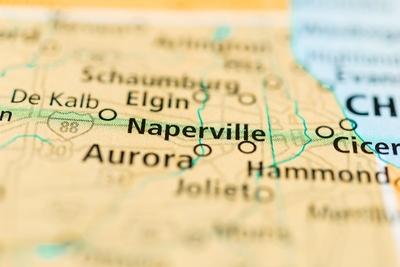 Medium shutterstock naperville map