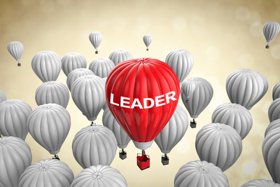 Medium leadership balloon