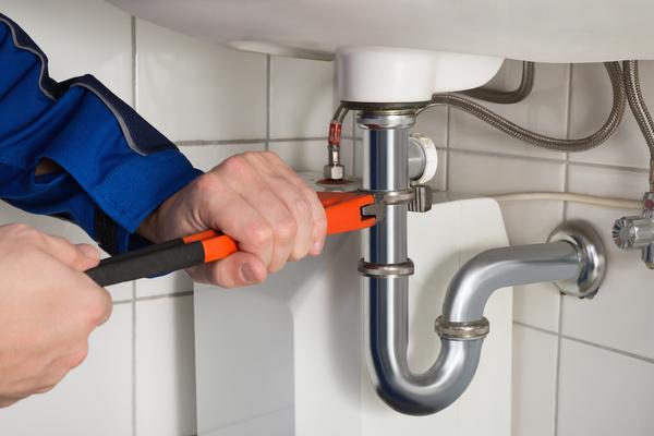 Large plumbing