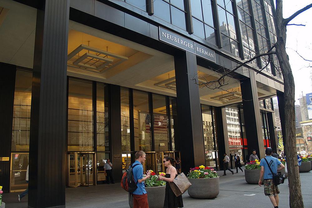 Neuberger Berman operates 20 offices around the world.