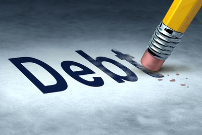 Medium erase debt